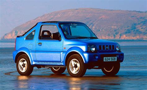 Suzuki Jimny Soft Top Review (2000