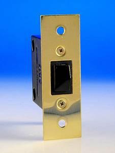 Door Switch Flush - Push To Break - 2 Amp