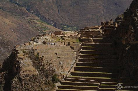 Ollantaytambo, Peru - The amazing fortress of the Incas