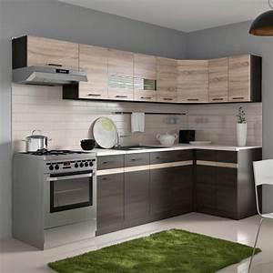 Meuble Cuisine D Angle : meuble cuisine wenge achat vente meuble cuisine wenge ~ Dailycaller-alerts.com Idées de Décoration