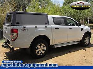 Equipement Ford Ranger : ford ranger double cab bushtech canopy top ~ Melissatoandfro.com Idées de Décoration