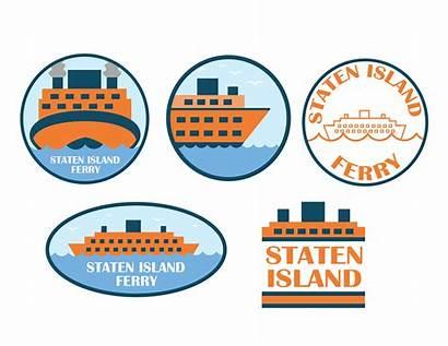 Ferry Island Staten Brand Behance