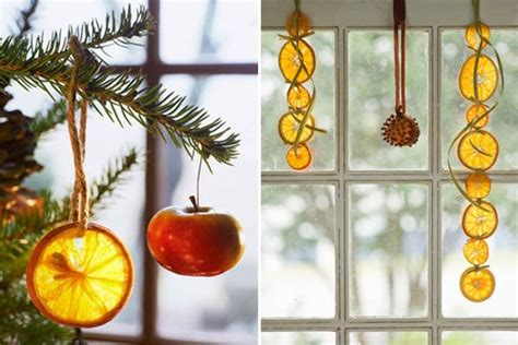 natural holiday decorating kw home