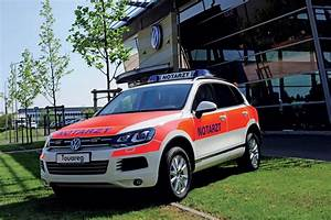 Volkswagen Unveils Emergency Vehicles At 2011 Rettmobil Exhibition
