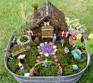 fairy garden 2 youtube With balkon teppich mit tapete fairyland