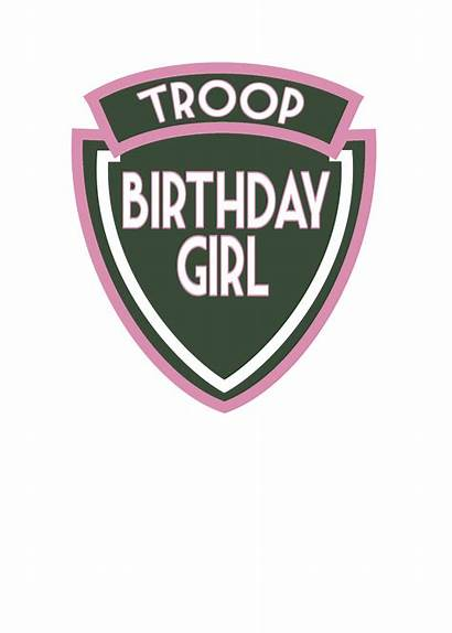Troop Beverly Hills Birthday Party Camp Summer