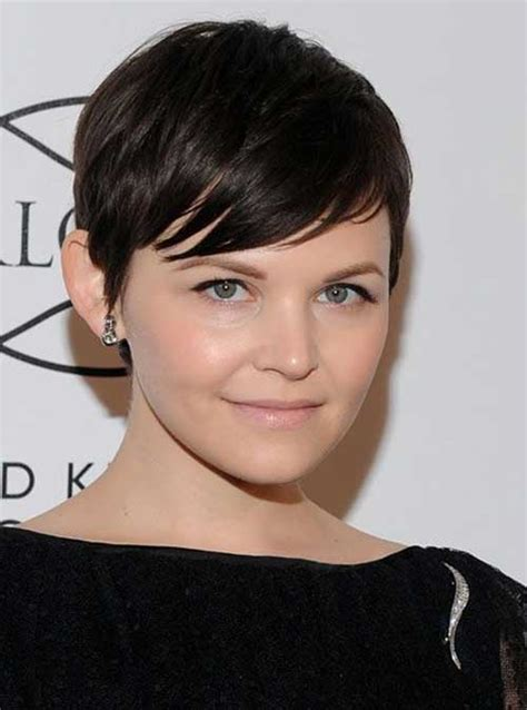 Ginnifer Goodwin Pixie Hairstyle by 20 Great Ginnifer Goodwin Pixie Hairstyles