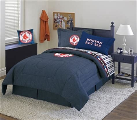 Boston Red Sox Bedding, Red Sox Comforter, Boston Red Sox