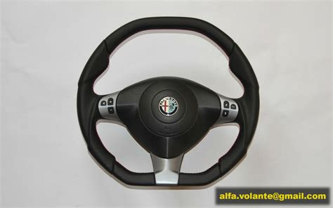 Volante Alfa Gt New Alfa Romeo 147 156 Gt Steering Wheel Flat Bottom Gta