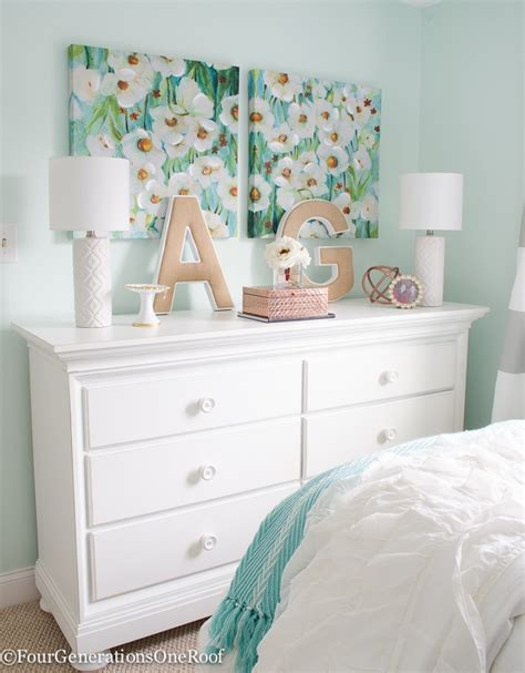 girl bedroom makeover resource list four generations one roof