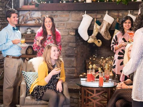 Christmas Party Ideas From Hgtv And Diy Editors Holiday