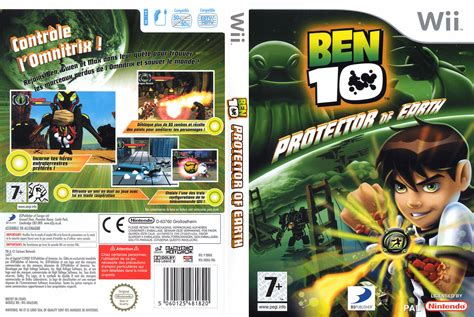 Ben 10 Protector Of Earth Ds Wii Psp Ps2 2007