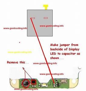 Cellfirmware  Nokia 1110 Light Problem Jumpers Solutions