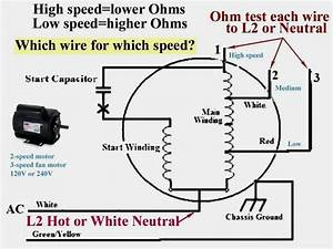 Furnace Blower Motor Wiring Diagram