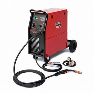 Century 255 Amp Wire Feed 255 Mig Wire Feed Welder With