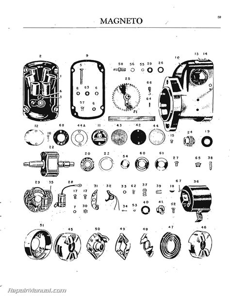 8n Ford Tractor Spark Plug Wiring Diagram Ford High Crop