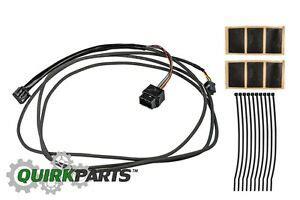 2008 2014 jeep dodge chrysler ram bluetooth mygig ucconect wiring kit oem mopar ebay