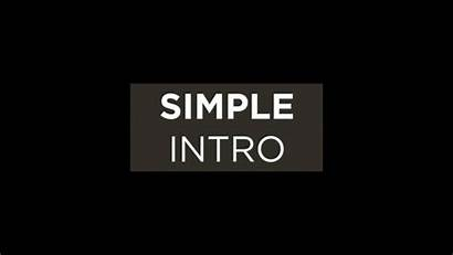 Intro Effects Simple Tutorial Effect Create Sliding