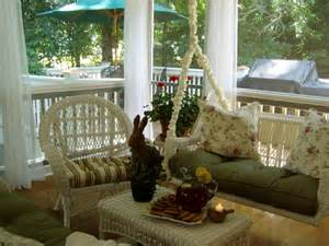 Screen Porch Decorating Idea Dream House Experience Enclosed Porch Decorating Ideas Charming