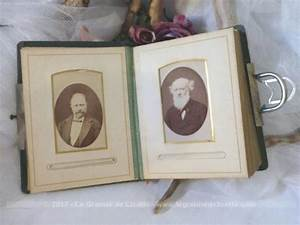 Album Photo Ancien : vendu ancien petit album avec photos le grenier de lisette ~ Teatrodelosmanantiales.com Idées de Décoration