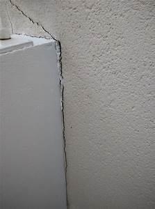 Reboucher Grosse Fissure Mur Exterieur : reboucher fissure mur r parer la fissure d un mur reboucher une fissure de maison fissure ~ Louise-bijoux.com Idées de Décoration