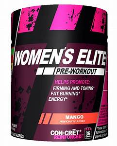 Top Pre Workout For Women