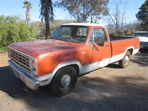 1976 Dodge Truck D