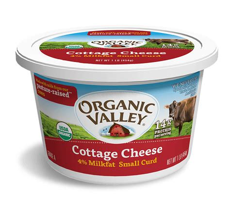Cottage Cheese Brands Organic Valley Farmer Owned Since 1988