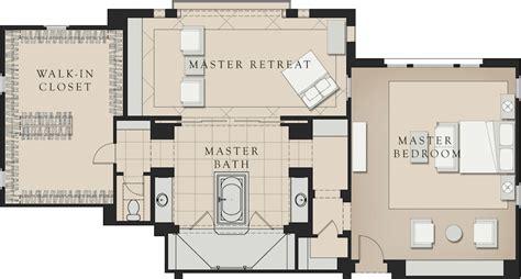 master bedroom plans with bath design review master baths pro builder 19153   HideyMasterBathPlan