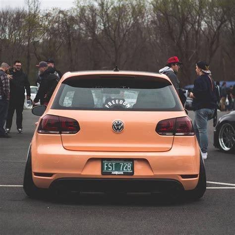 People, Car, Stance, Volkswagen Golf Mk6 Gti, Tuning