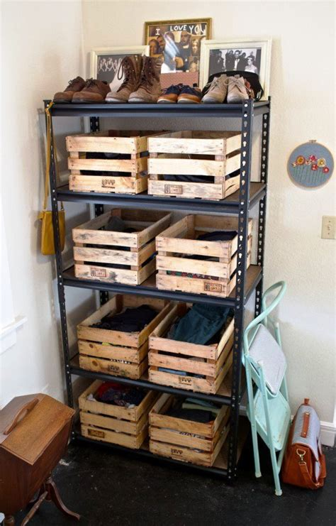 creative diy ideas  repurposed wooden crates  wow style