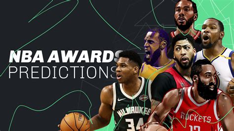 nba awards predictions   surprise mvp pick emerges