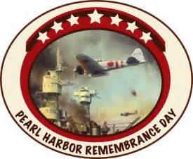 Pearl Harbor Remembrance Day Clip Art