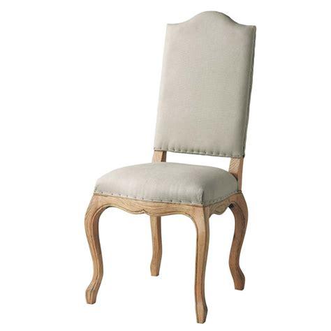 chaises maisons du monde chaise en et chêne massif atelier maisons du monde