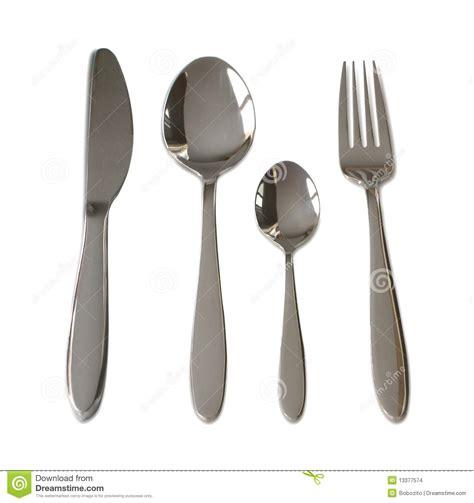 couverts de cuisine images stock image 13377574