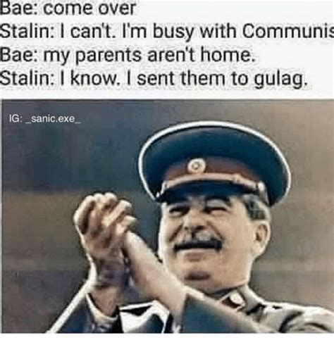 totalitarian leaders funny stalin memes of 2017 on sizzle rainbow stalin
