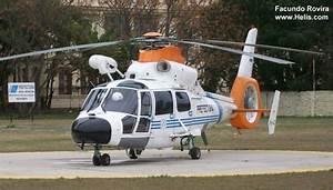 PA-42 Eurocopter AS365N2 Dauphin 2 C/N 6491