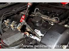 BMW E39 5Series Spark Plug Coil Replacement 19972003