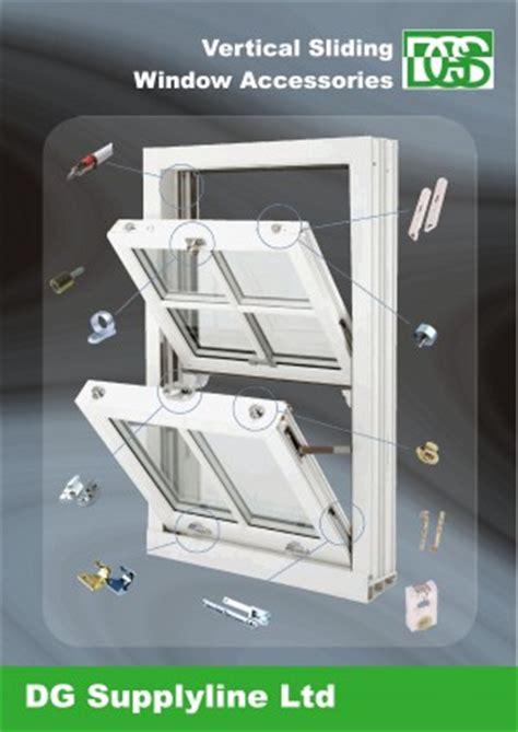 sliding window parts dg supplyline