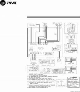 Trane Vav Wiring Diagram
