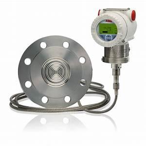 266grh Gauge Pressure Transmitter With Remote Seals