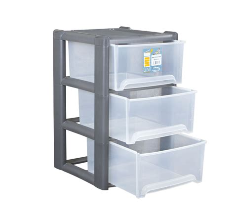 plastic storage drawers on wheels wham plastic 3 drawer a4 tower storage unit rear