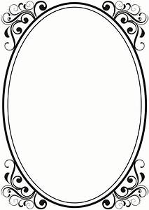 Filigree borders clipart best for Filigree border designs