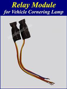 Relay Module For Vehicle Cornering Lamp
