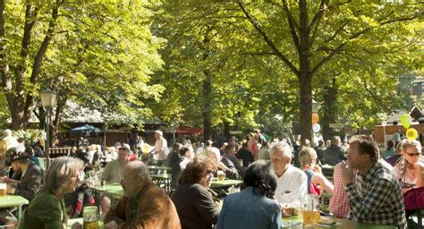 Englischer Garten Review  Fodor's Travel