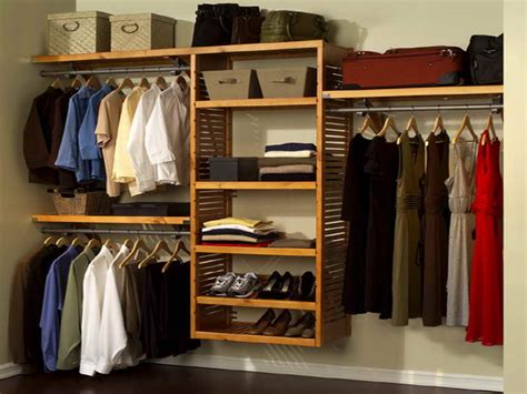 Cabinet & Shelving  Lowes Closet Organizers Easy Closets