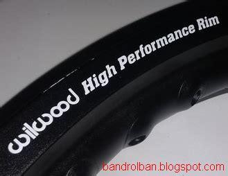 Harga Velg Comet Ring 17 Setengah Lingkaran by Daftar Harga Terbaru Velg Motor Wilwood Racing Harga Ban