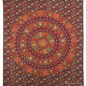 Indian mandala dorm room decor hippie tapestry wall