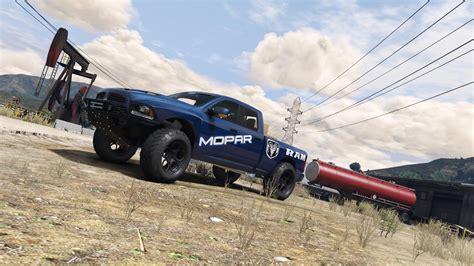 Dodge Ram Runner by Dodge Ram Runner Gta5 Mods