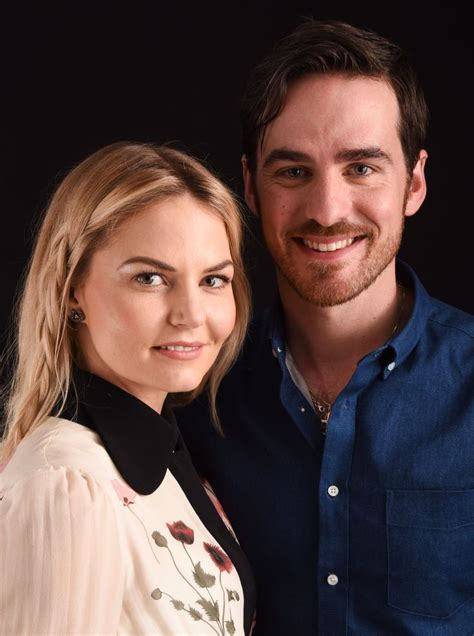 colin o donoghue and jennifer morrison 17 best images about hey you re famous on pinterest
